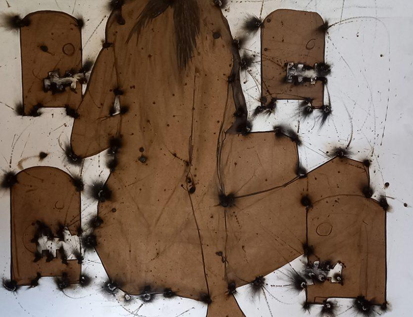 web n°23 blanche neige et les sept nains 104x79